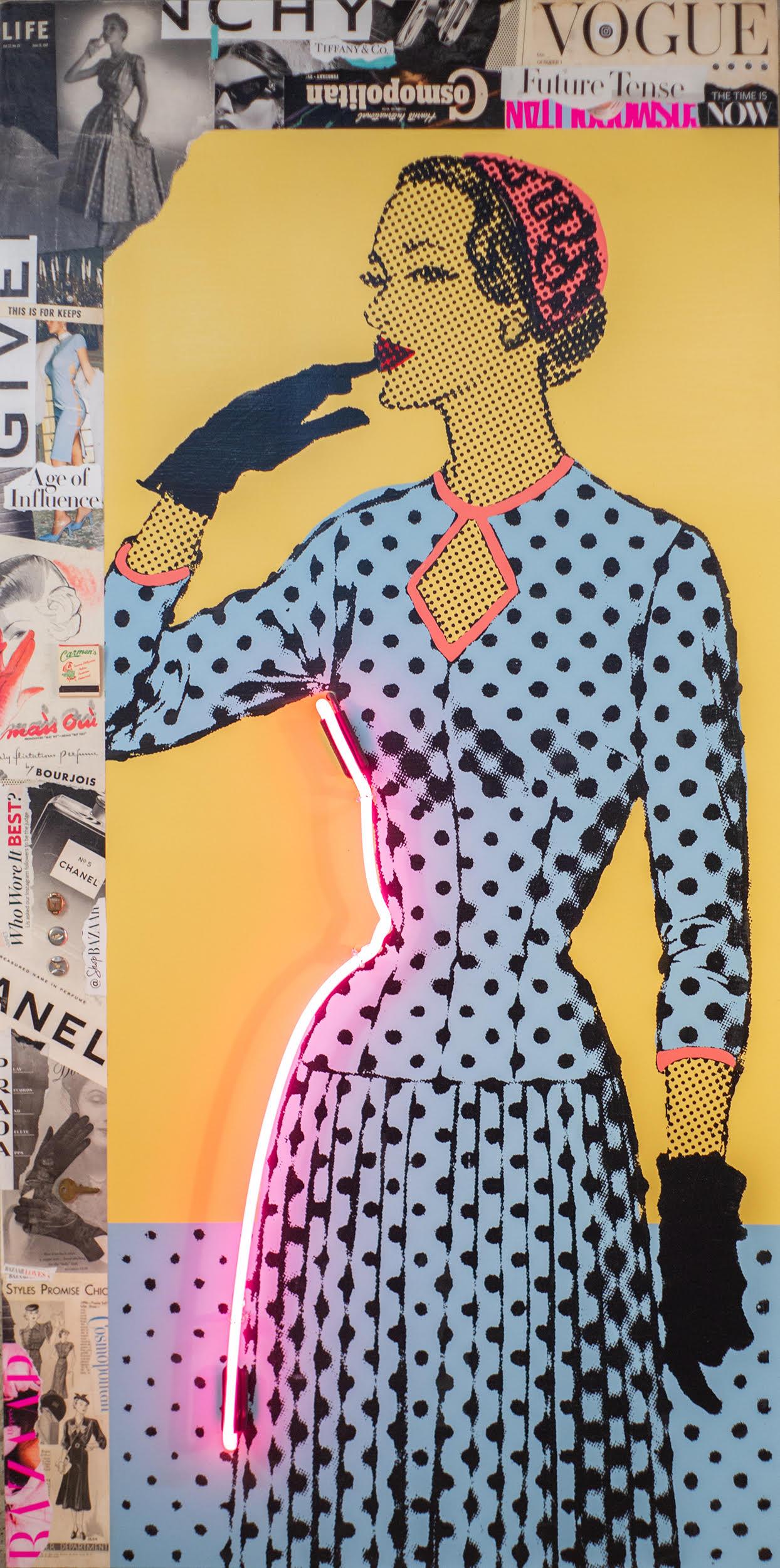 Josephine by  Miles Glynn - Masterpiece Online