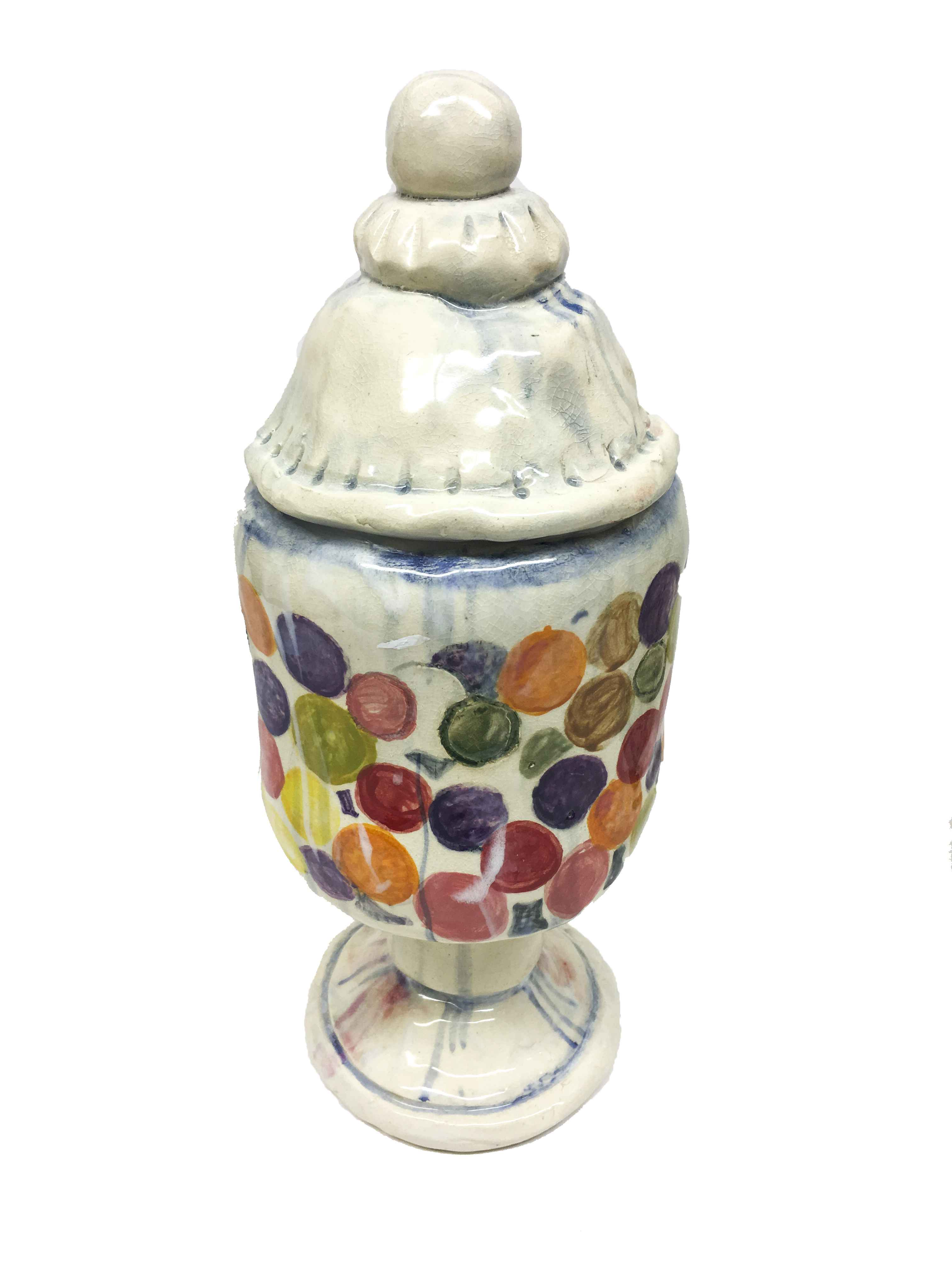 Jar Of Gumballs by  Jeff Nebeker - Masterpiece Online