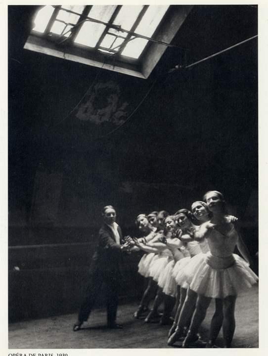Swan Lake Rehearsals A by  Alfred Eisenstaedt - Masterpiece Online