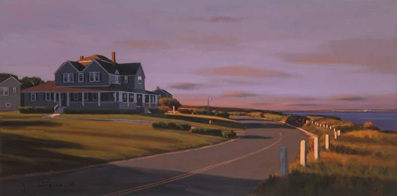 View Toward the Cape by  Jeanne Staples - Masterpiece Online
