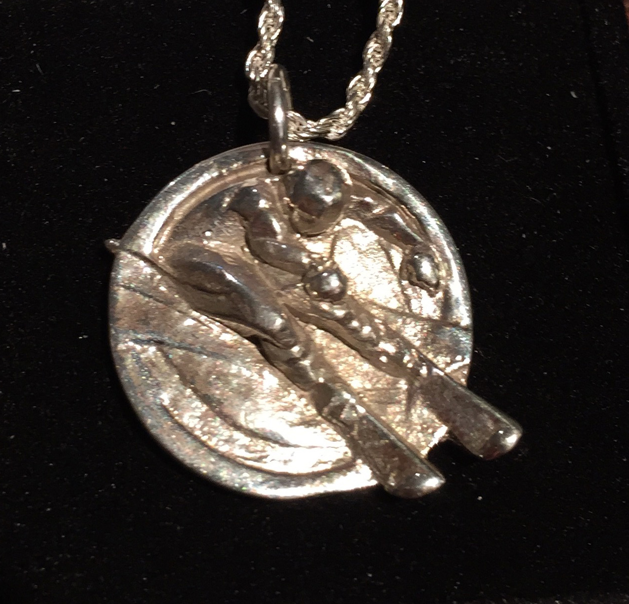 The Edge Pendant (Spe... by Mrs. Gail Folwell - Masterpiece Online