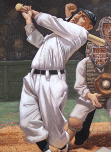 Casey At The Bat  by  C.F. Payne