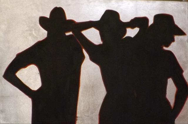 Three Graces by  David DeVary - Masterpiece Online