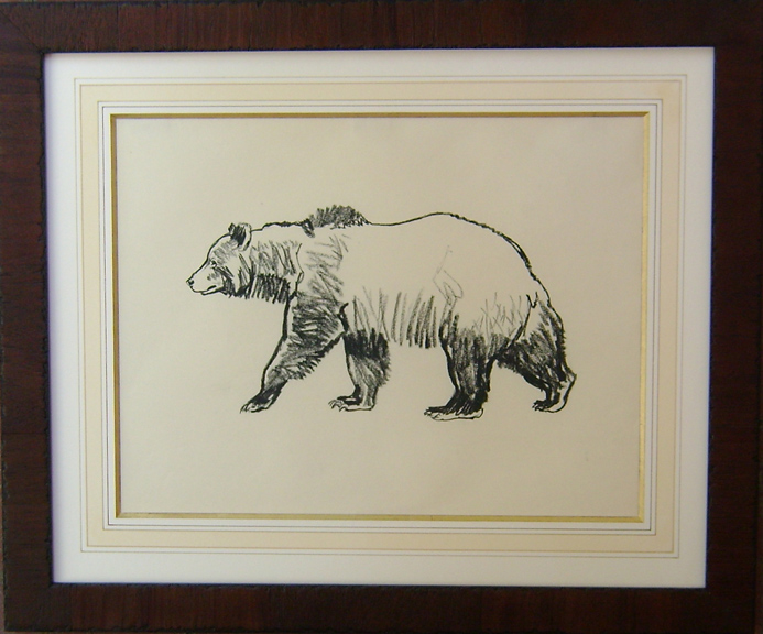 Bear by  Robert Lougheed - Masterpiece Online