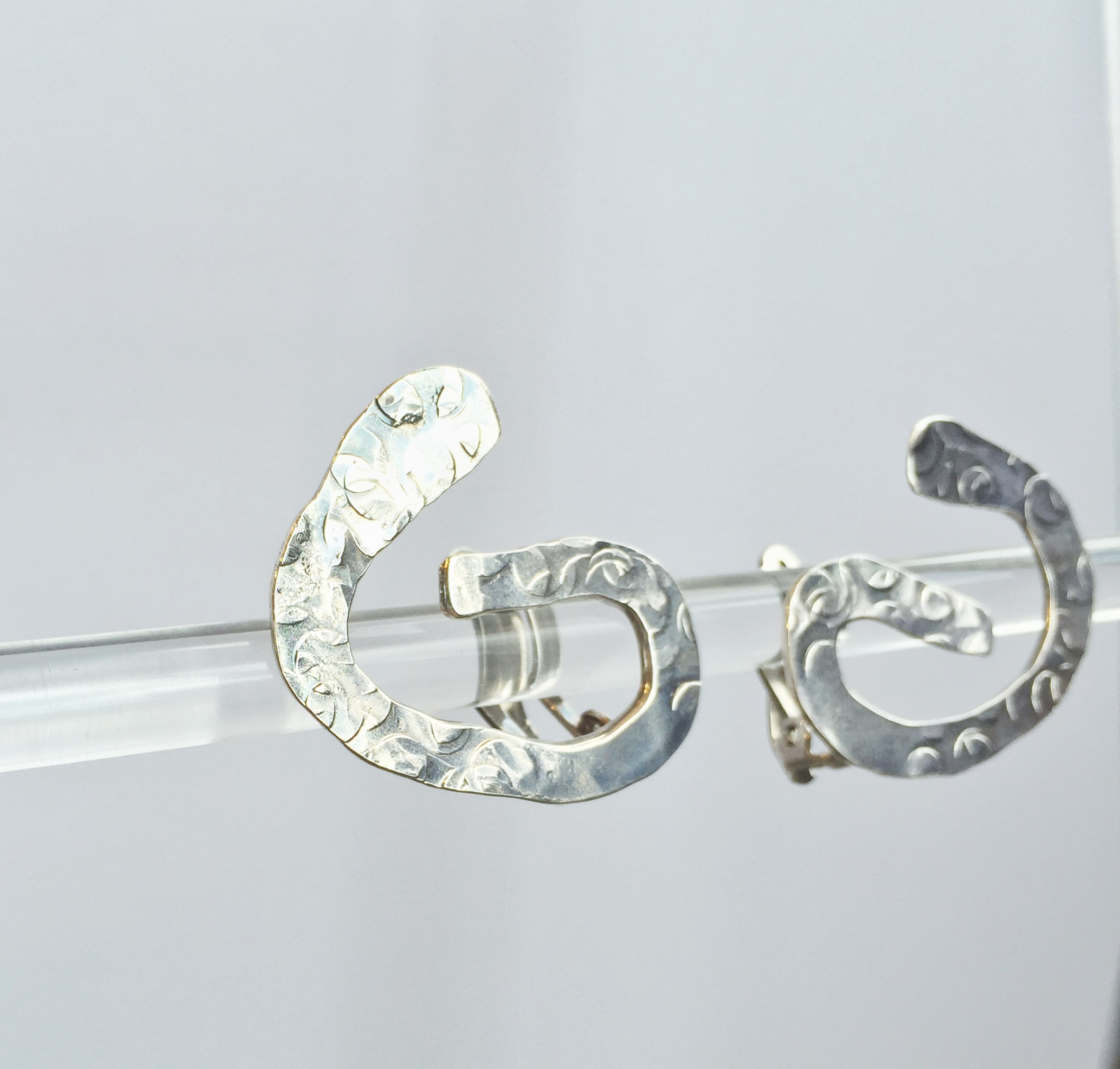 Free Form Clip-On Ear... by  Dorit Herlinger - Masterpiece Online