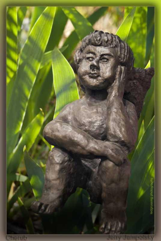 Angel by  Gerald Jampolsky - Masterpiece Online