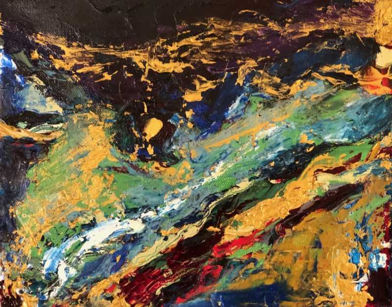 Untitled Ocean by  Skip Chapman - Masterpiece Online