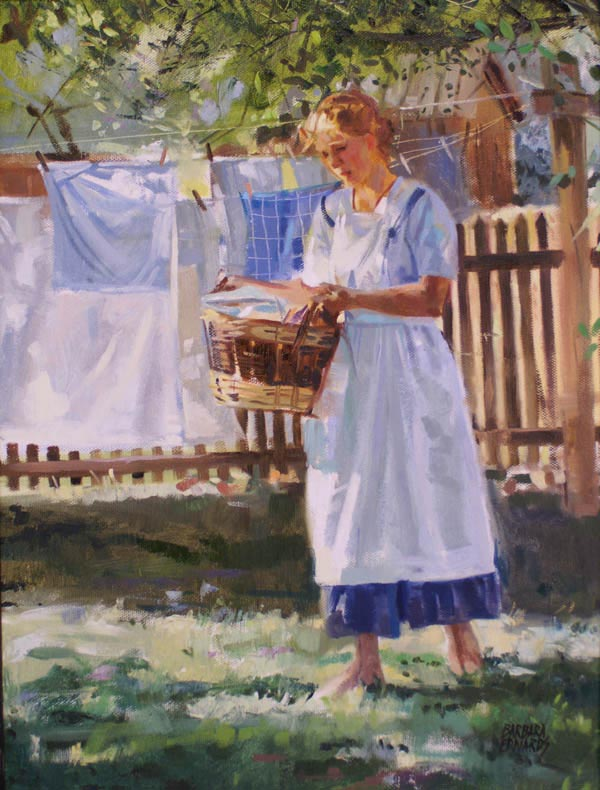 Dappled Shade by  Barbara Summers Edwards - Masterpiece Online