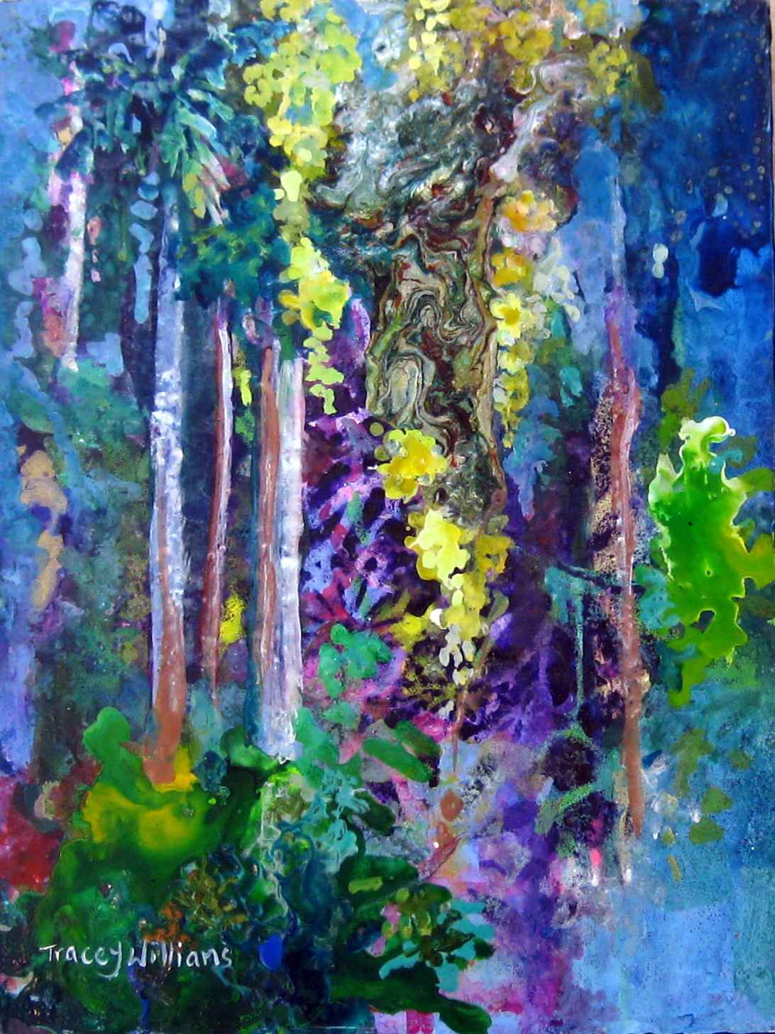 Golden Shower by Ms. Tracey Williams - Masterpiece Online