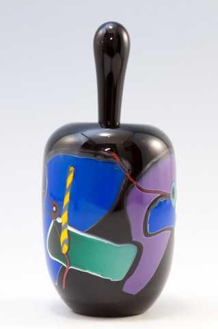 Perfume/Black Cylinder by  James Wilbat - Masterpiece Online