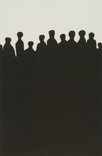 The Mob (APs) by  Angela Hayson - Masterpiece Online
