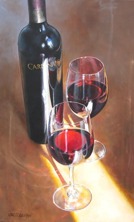 Cardinale by  Carl Schlademan - Masterpiece Online