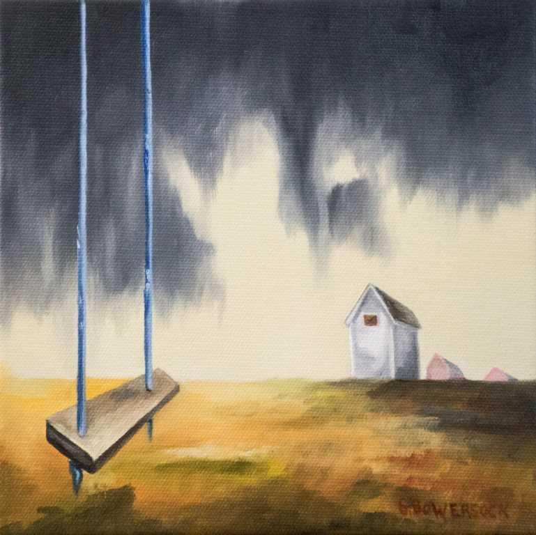 In the Distance II by  Steve Bowersock - Masterpiece Online