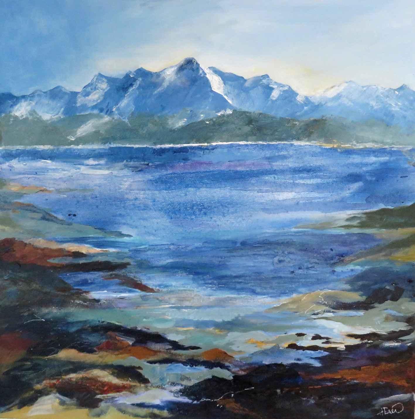 Lac II by Mme Helen JENKINSON-DREW - Masterpiece Online