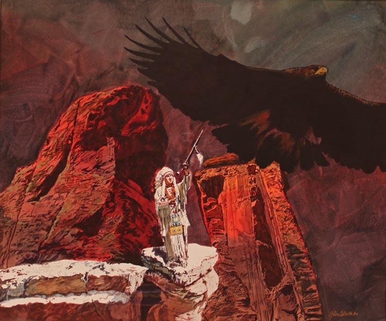 The Quest by  Glen Edwards - Masterpiece Online