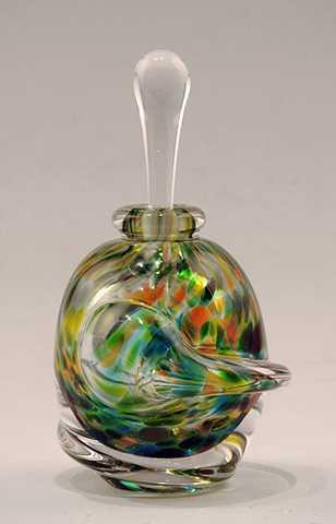 Perfume/Rainbow Green by  Roger Gandelman - Masterpiece Online