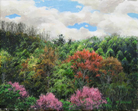 Spring Colors - Study by  Michael Wheeler - Masterpiece Online