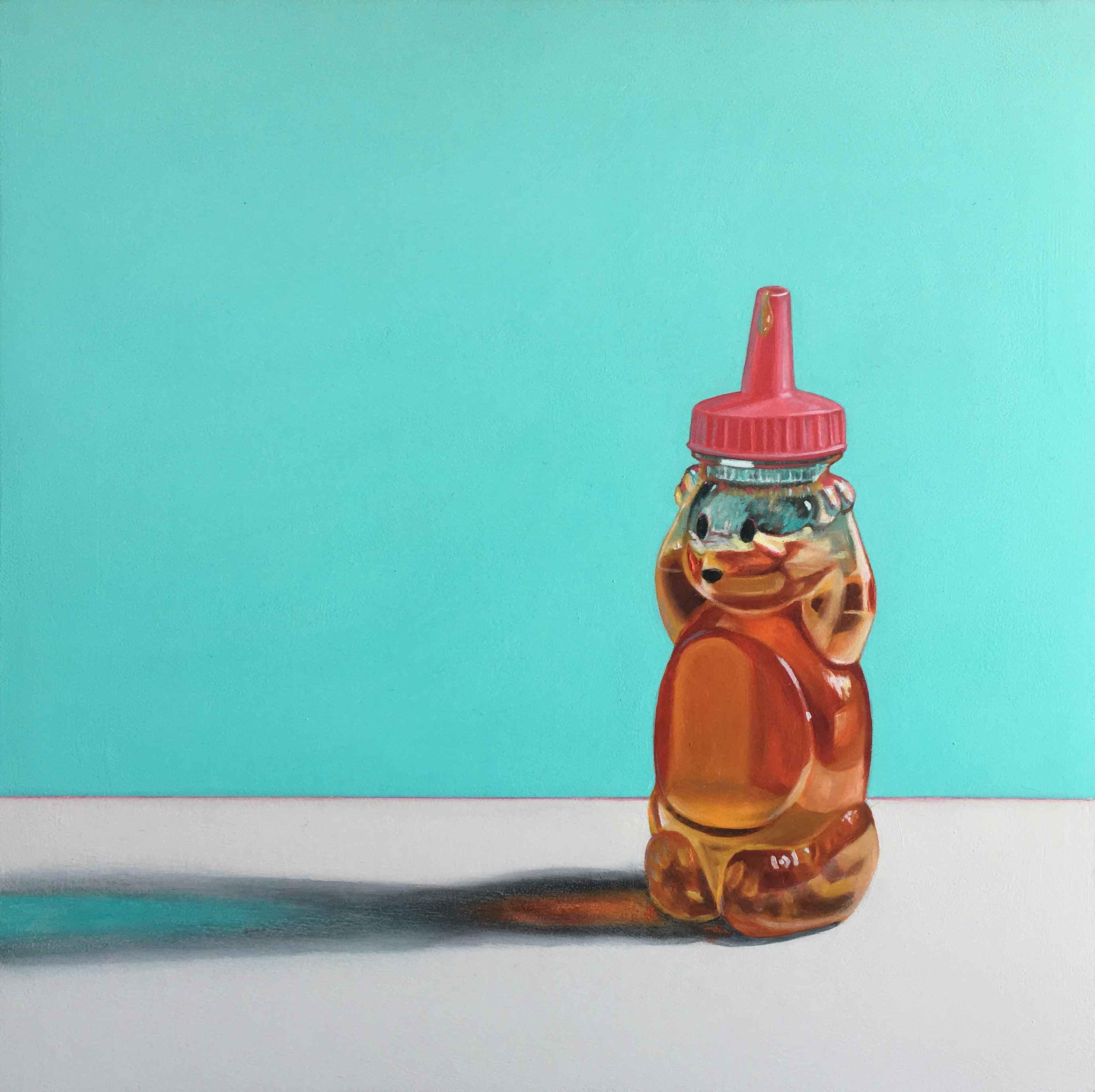 Honey Blossom  by  Jeanne Vadeboncoeur