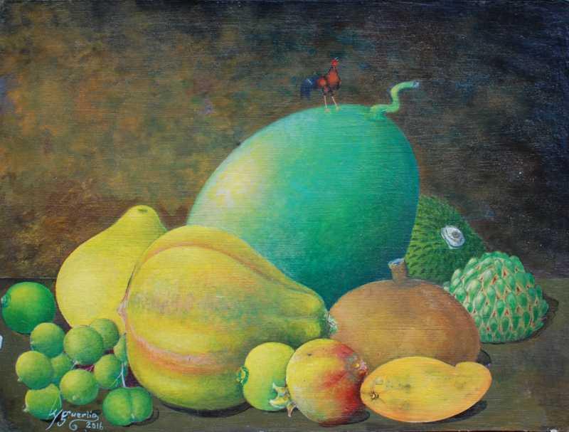 Still Life by  Iguerlio DESCARDES - Masterpiece Online
