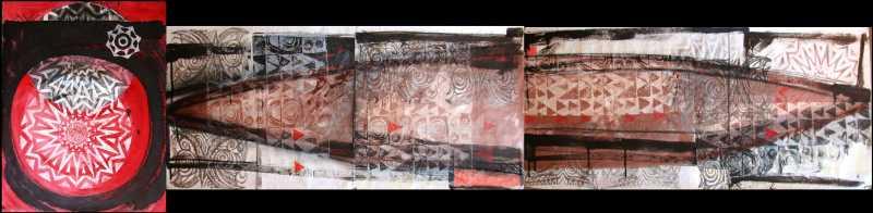 Brown Boat by  Herman Pi'ikea Clark - Masterpiece Online