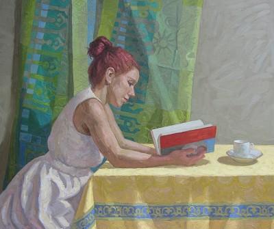White Teacup by  Melissa Hefferlin - Masterpiece Online