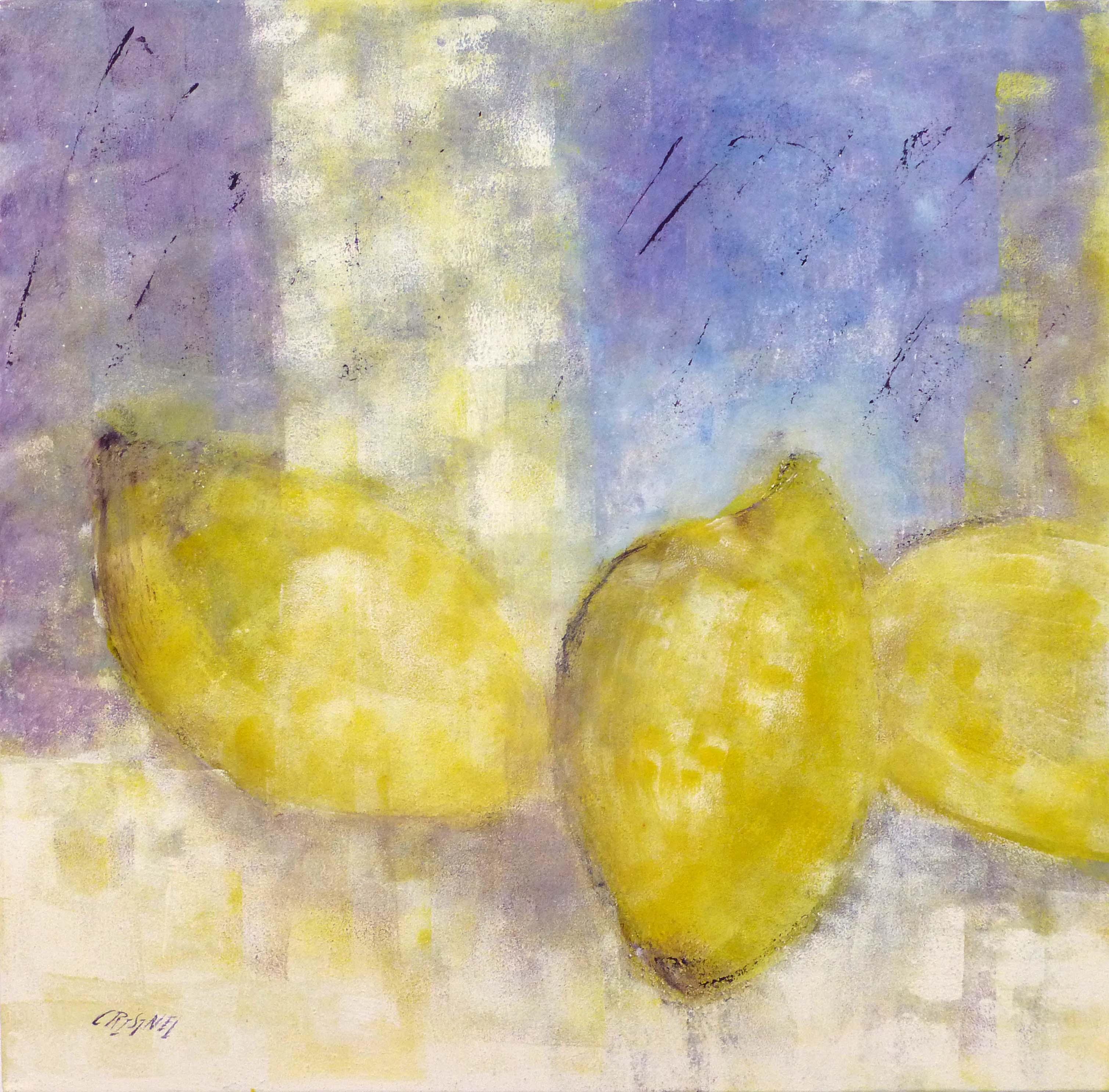Les citrons by   CRISINEL - Masterpiece Online