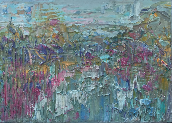 Marsh Thicket by  Murray Parker - Masterpiece Online