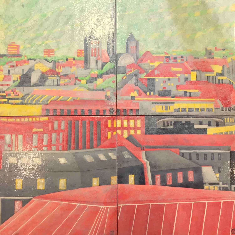 Bonjour by  Marie-Laure VAN HISSENHOVEN - Masterpiece Online