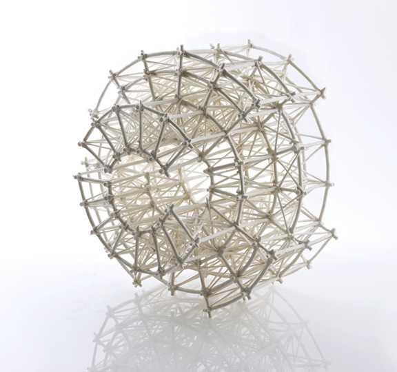 Radiolaria, Grid Subt... by  Nuala O'Donovan - Masterpiece Online