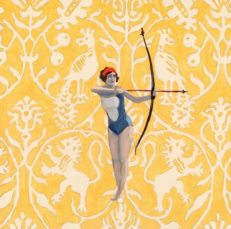 Bow by  Kim Ferreira - Masterpiece Online