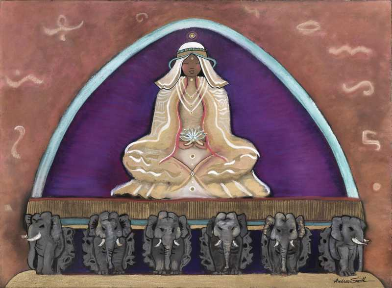 Inner Journey by  Andrea Smith - Masterpiece Online