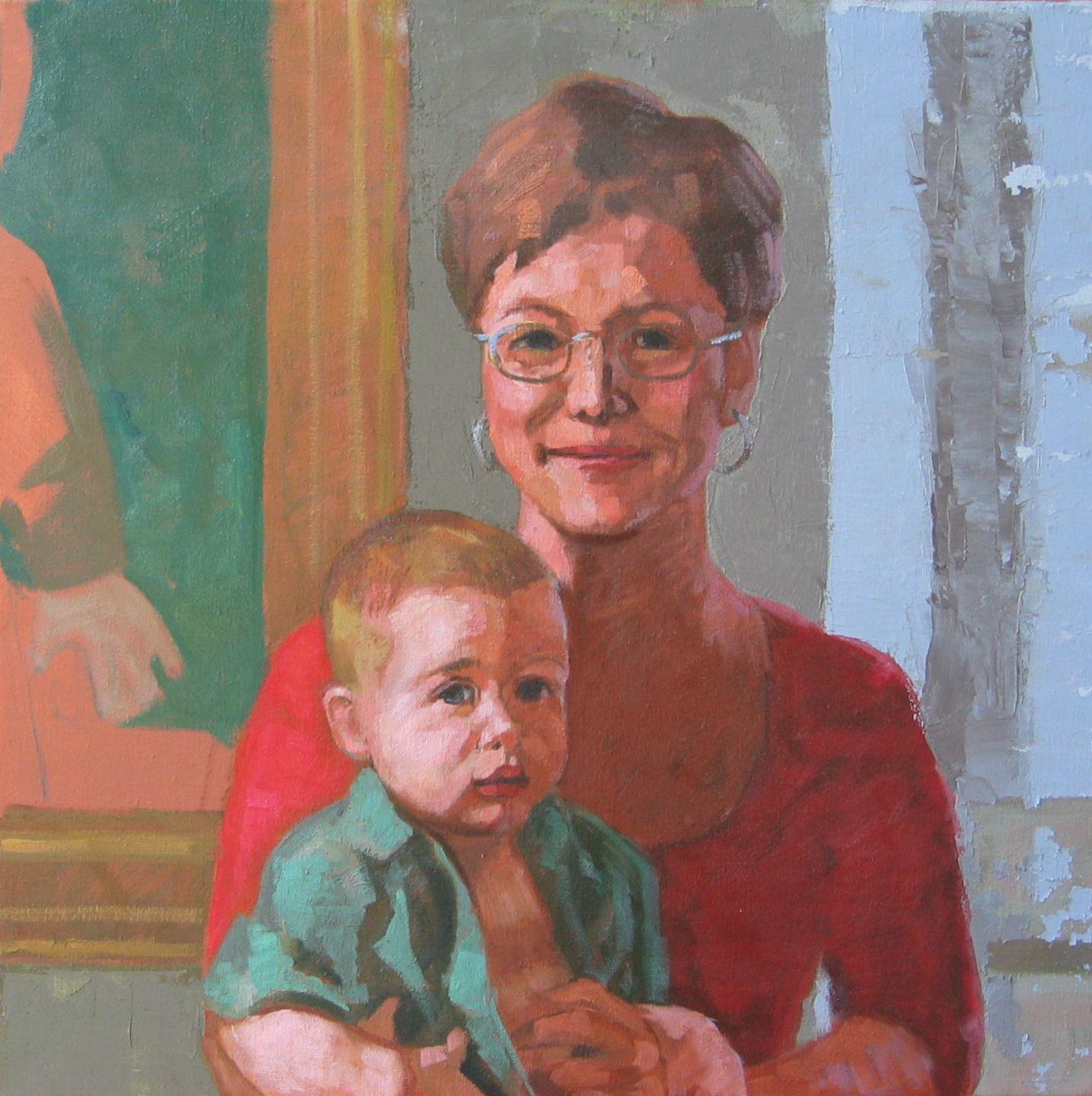 Jennifer and Jacob by  Melissa Hefferlin - Masterpiece Online