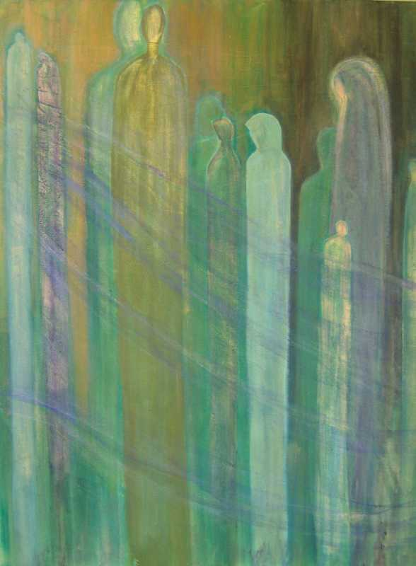 Shifting of Thought by  Marilyn Bos - Masterpiece Online