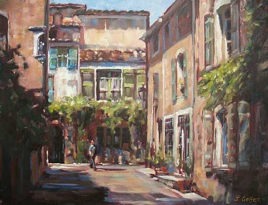 Late Afternoon, South... by Mrs Judy Gelfert - Masterpiece Online