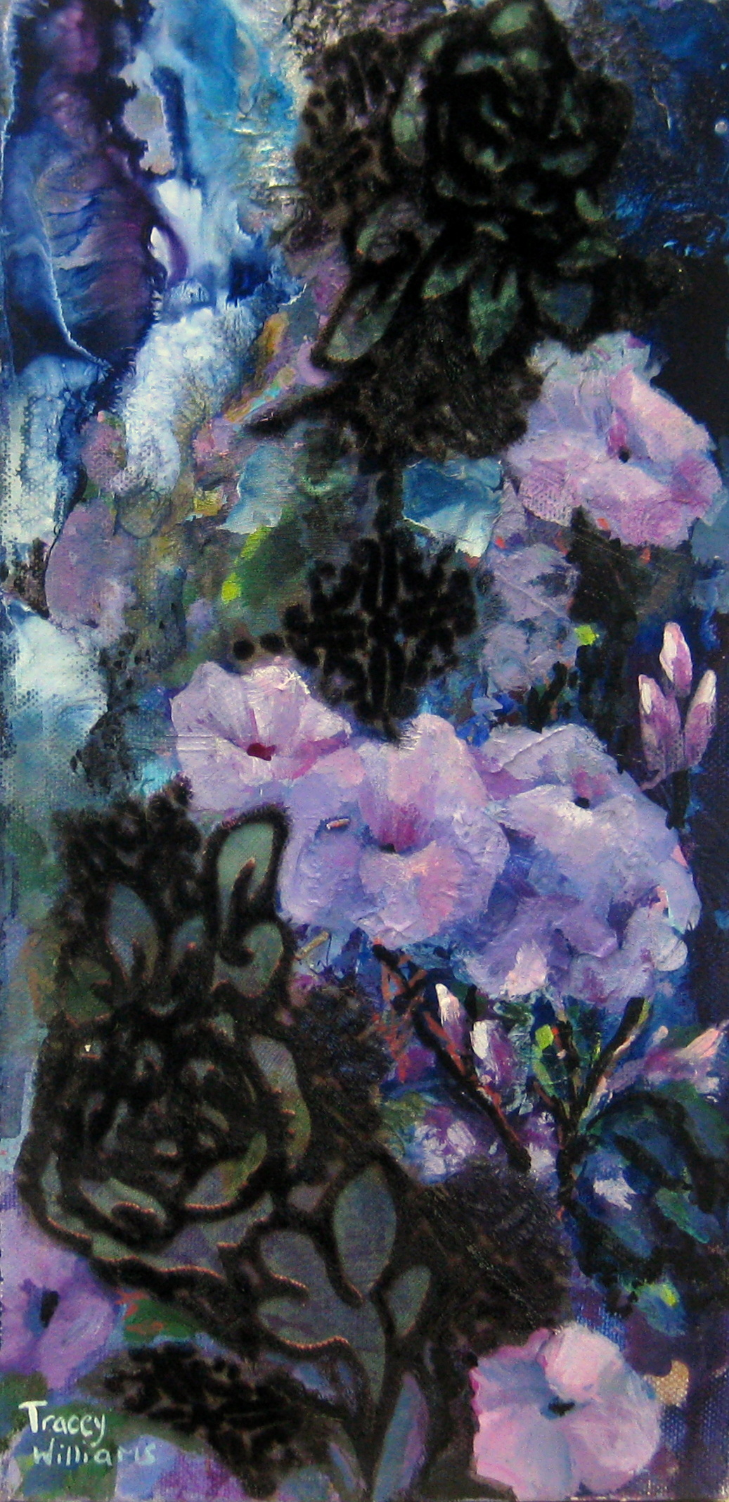 Midnight Roses by Ms. Tracey Williams - Masterpiece Online