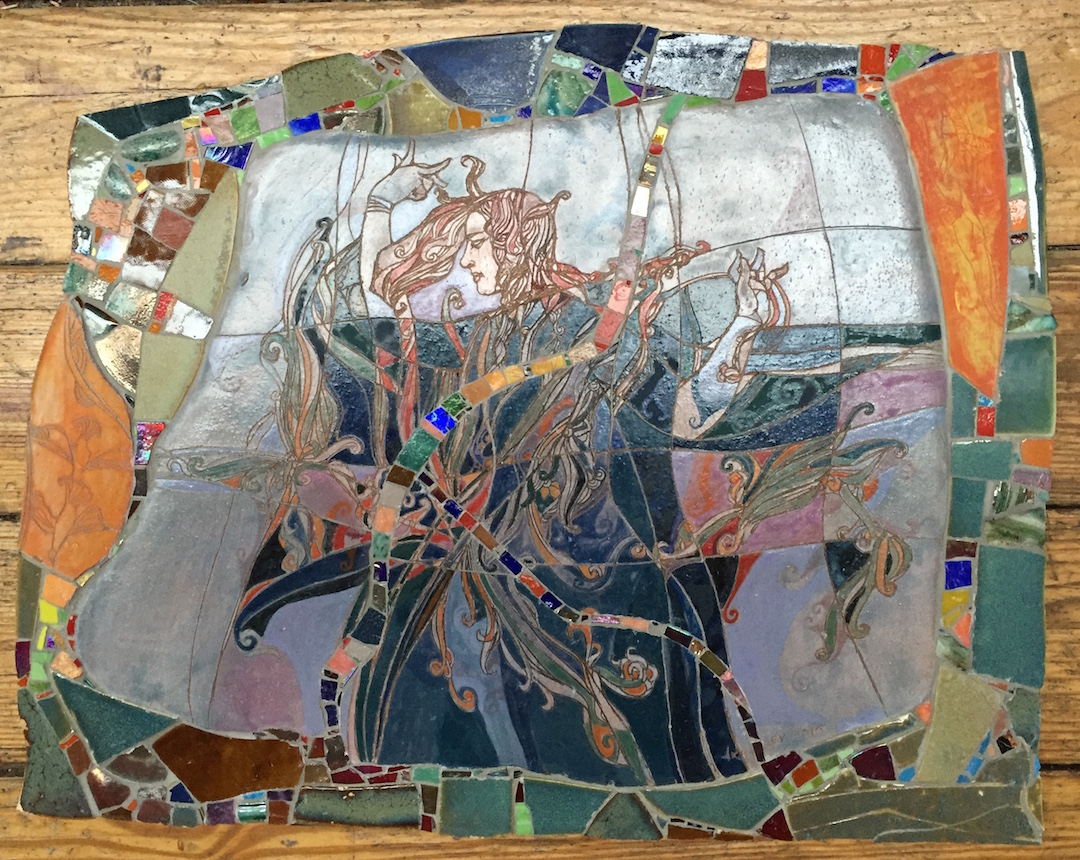 Study for Erlanger Ch... by  Daud Akhriev - Masterpiece Online