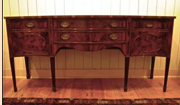 Mahogany Credenza I by   Unknown - Masterpiece Online