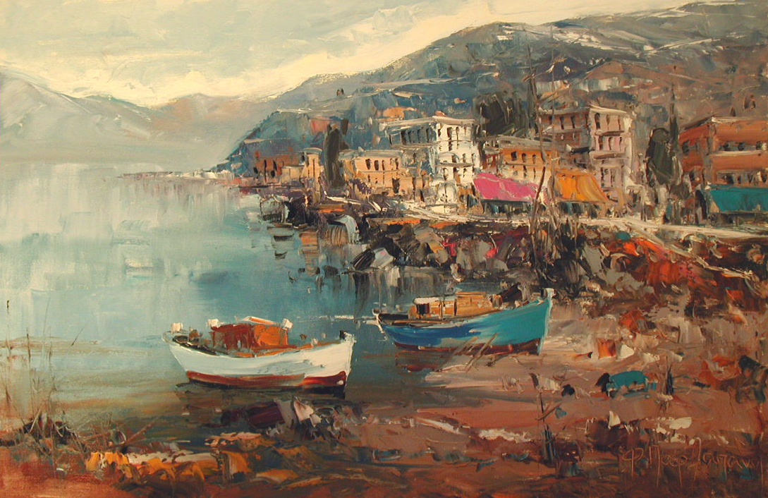Rodos by  Fani  Parlapani  - Masterpiece Online