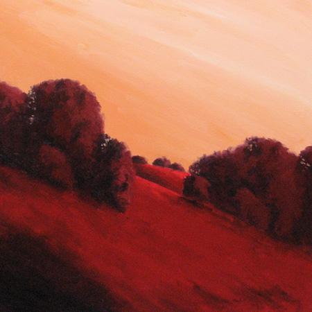 Crimson Hills by  Donald  Craghead - Masterpiece Online