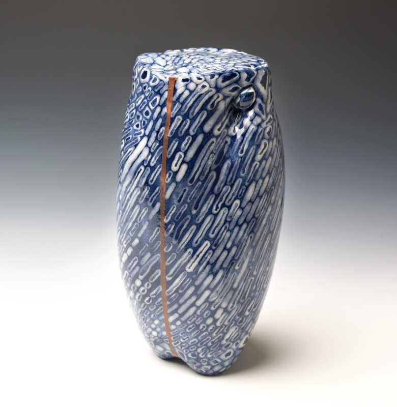 Blue Ocean Hapu'u 1 by  David Kuraoka - Masterpiece Online