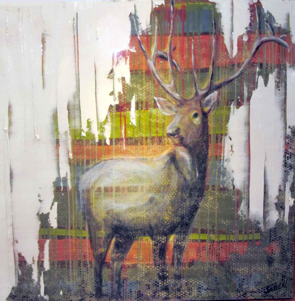 Deer by   Jallen - Masterpiece Online