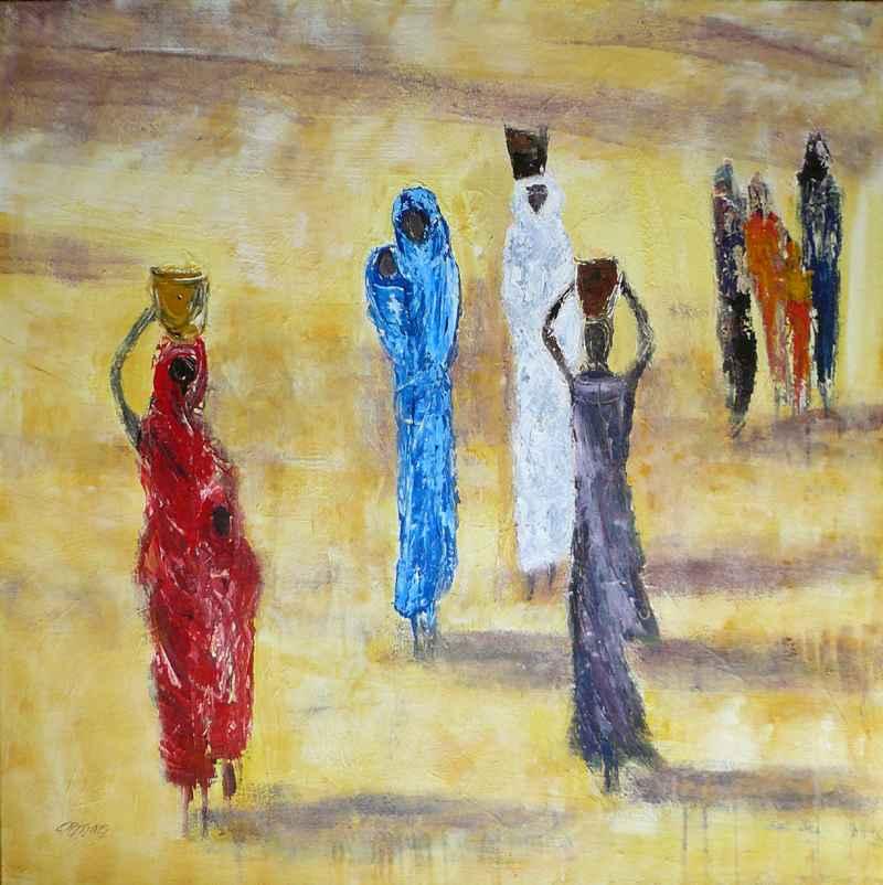 Les dunes by   CRISINEL - Masterpiece Online