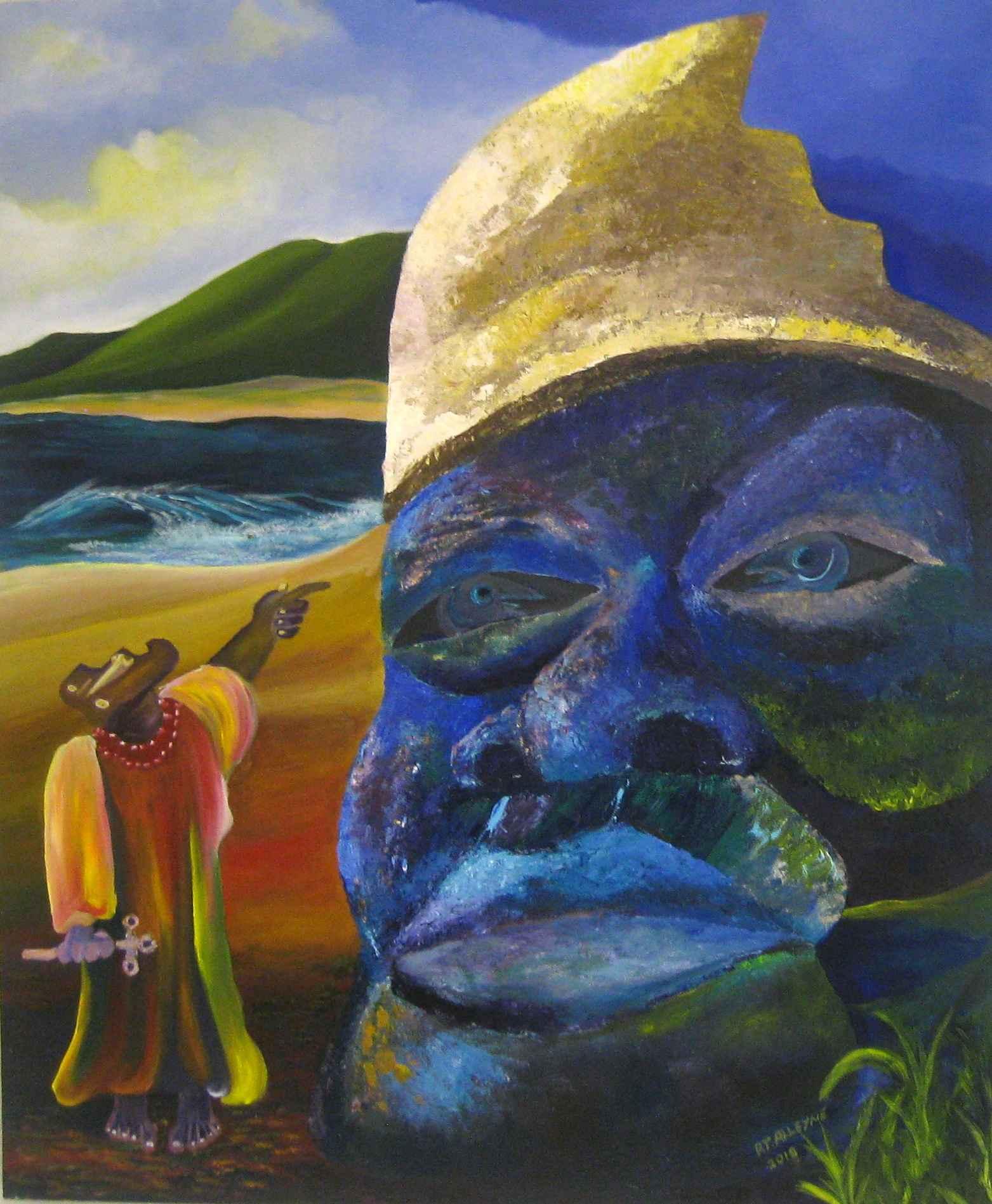 The Guardian II by Mr. Richard Alleyne - Masterpiece Online