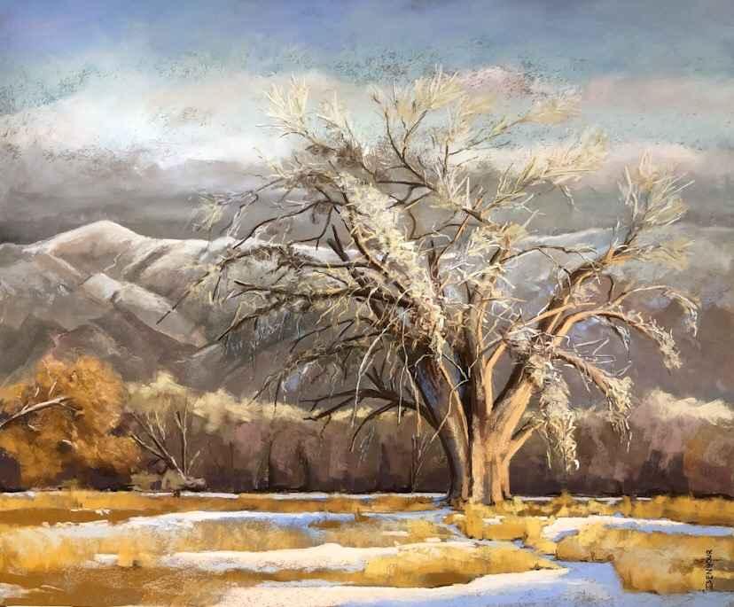 Her Winter Lace by  Natasha Isenhour - Masterpiece Online