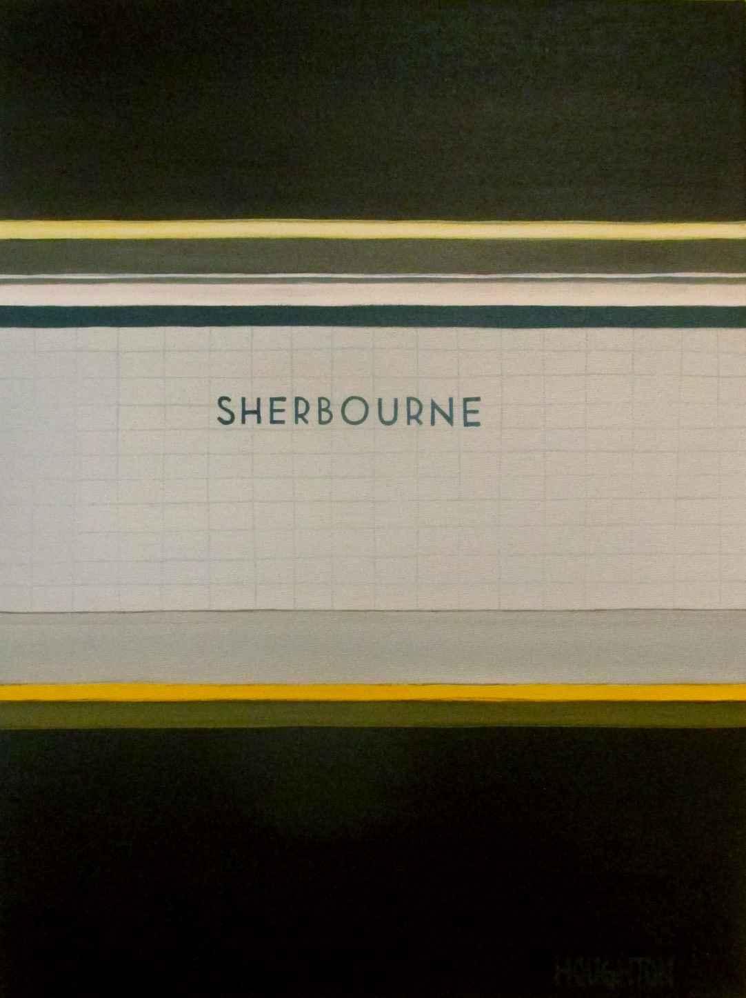 Sherbourne by  Jonathon Houghton - Masterpiece Online