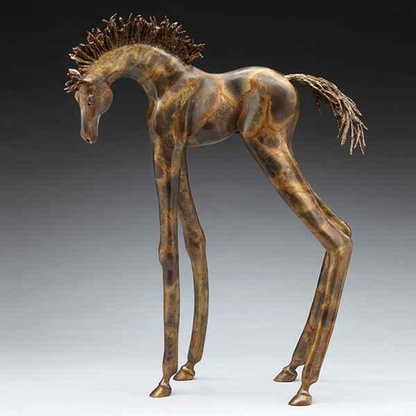 Yata, The North Wind by  Alex Alvis - Masterpiece Online