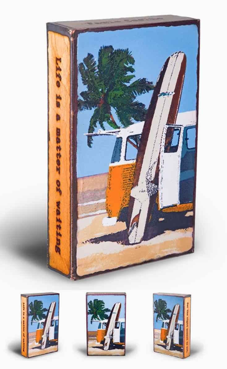 Corduroy #236 DROP SH... by  Houston LLew - Masterpiece Online
