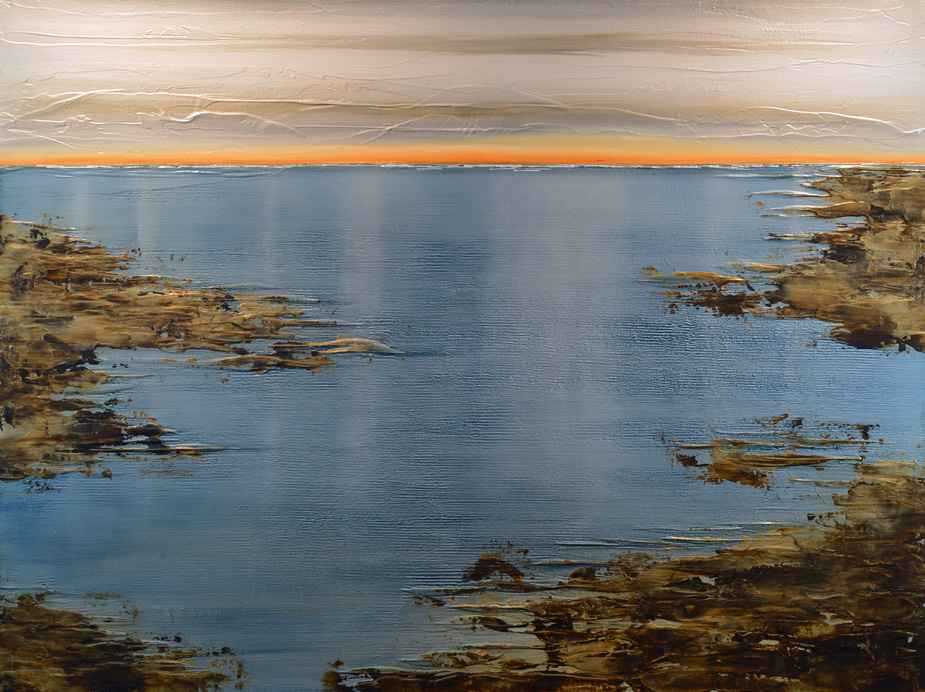 Rocky Bay by Mr Stephen Gillberry - Masterpiece Online