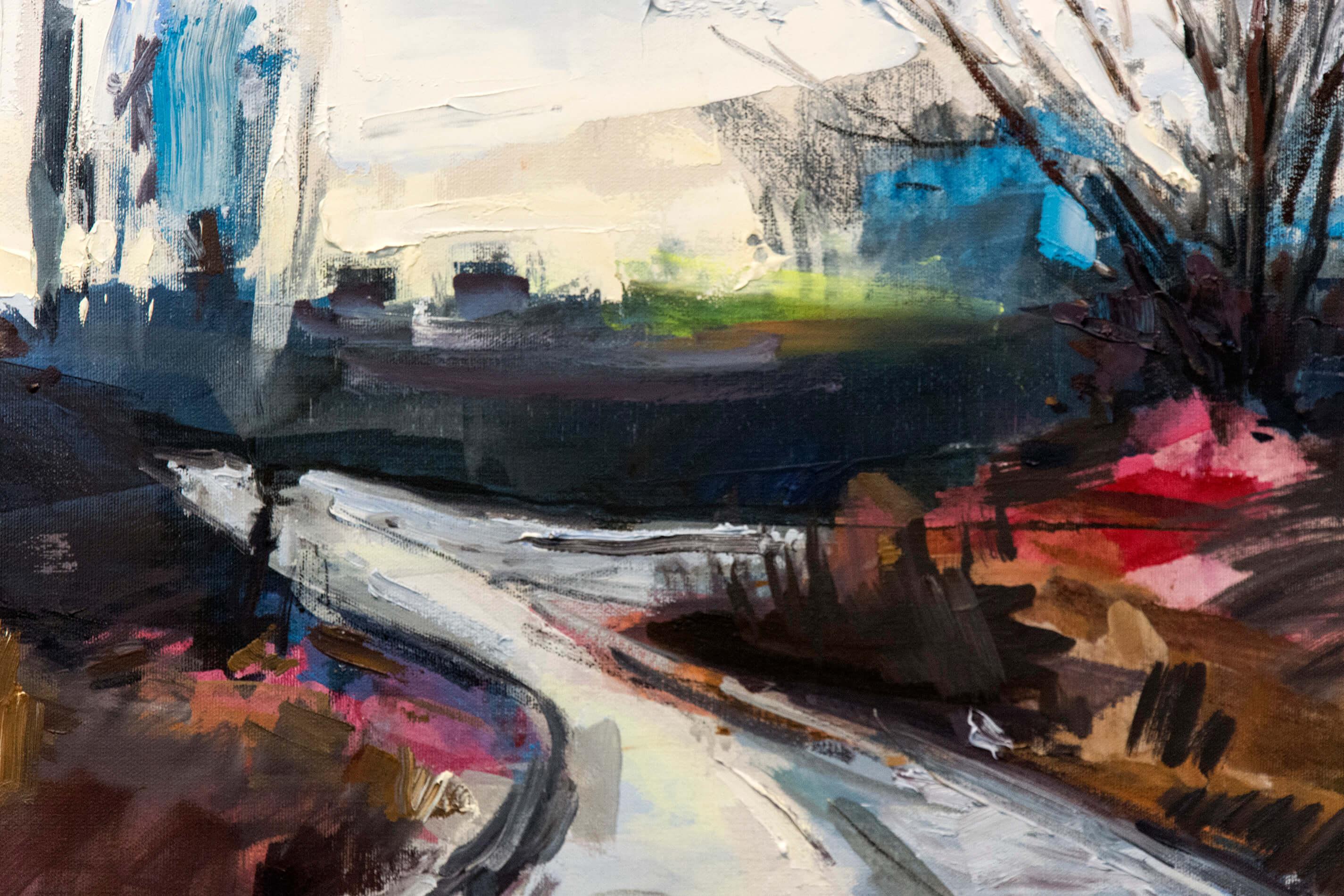Light Fall, 2020 by  Julie Himel - Masterpiece Online