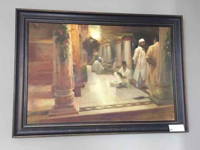 Sufi Master Shrine in... by  David Mueller - Masterpiece Online